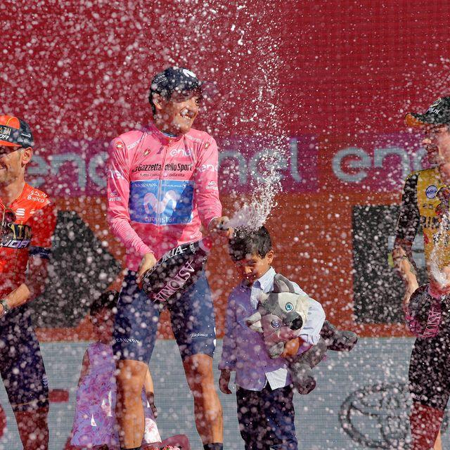 Alle overwinningen van de Giro 2019 op een rij