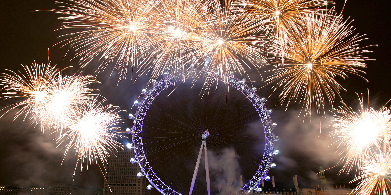 Best NYE parties in London