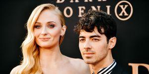 Joe Jonas, Sophie Turner, getrouwd