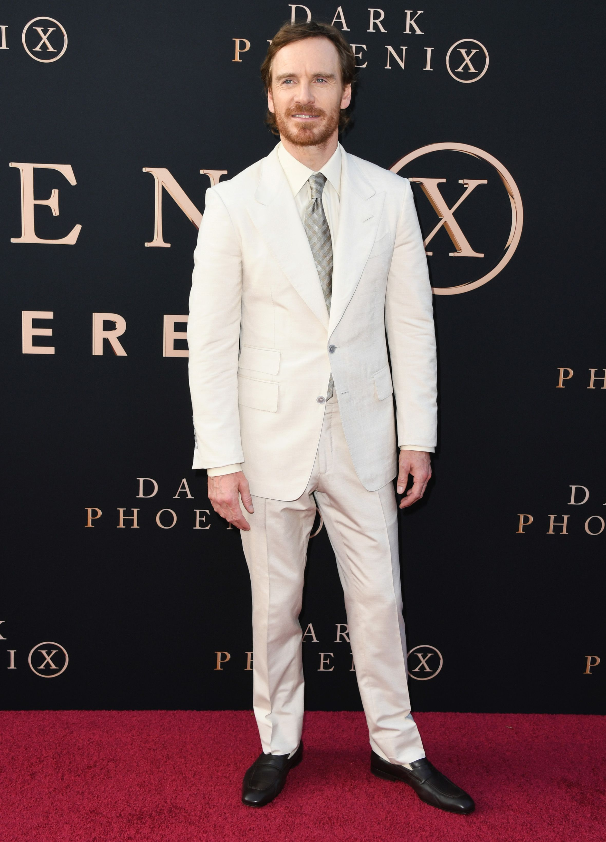 Michael Fassbender's Masterclass In Riviera Tailoring