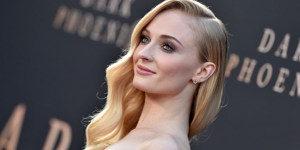 Sophie Turner Shares the First Look at Her Stunning Louis Vuitton Wedding Dress
