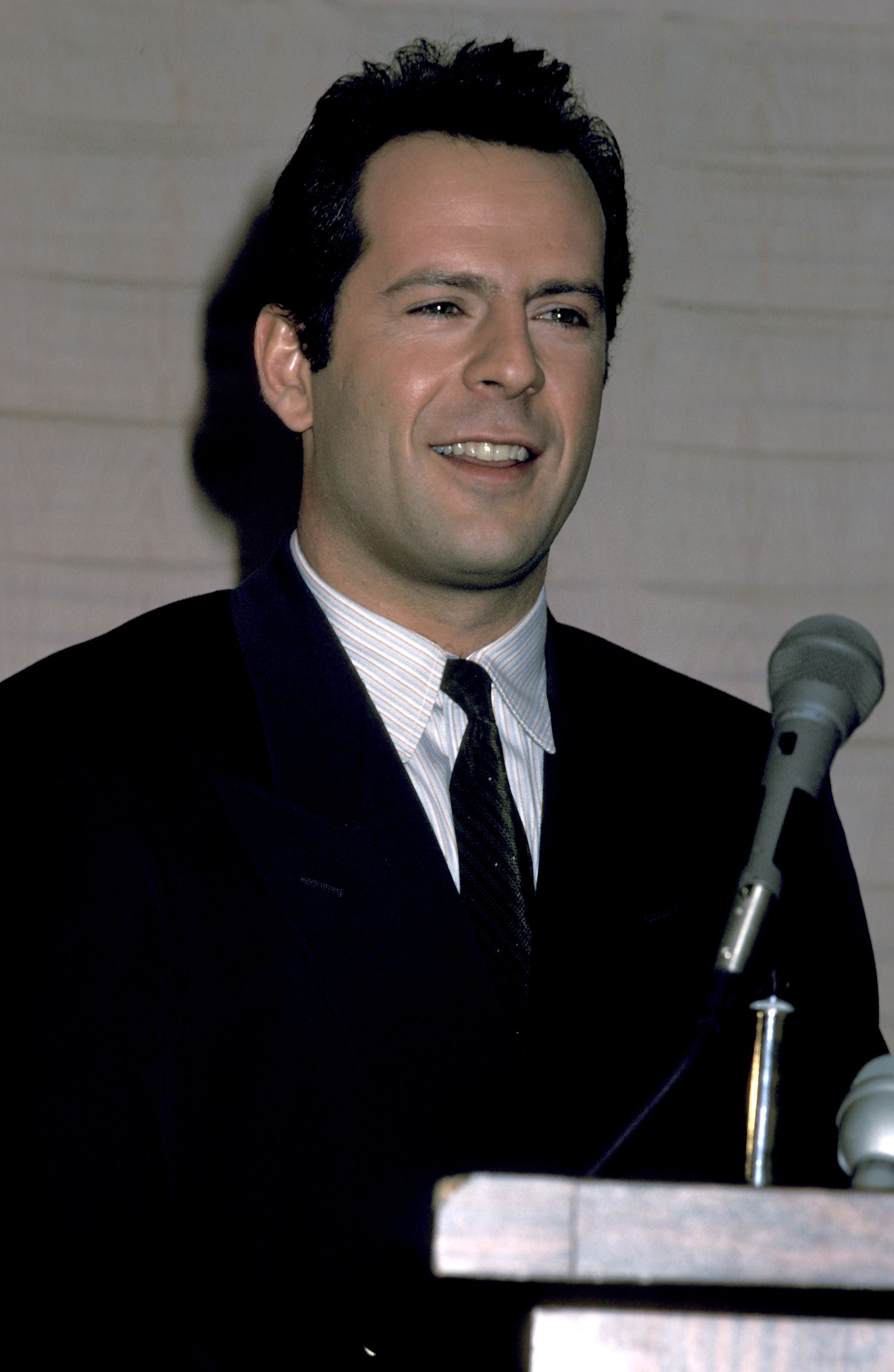 Bruce Willis at 31 But it was his lead role in the '80s classic Die Hard that catapulted him to superstardom.