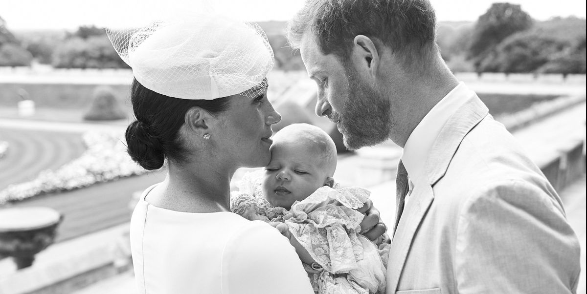 """Here's Why Royal Baby Archie Harrison Is Called """"Master"""" and Not """"Prince"""""""