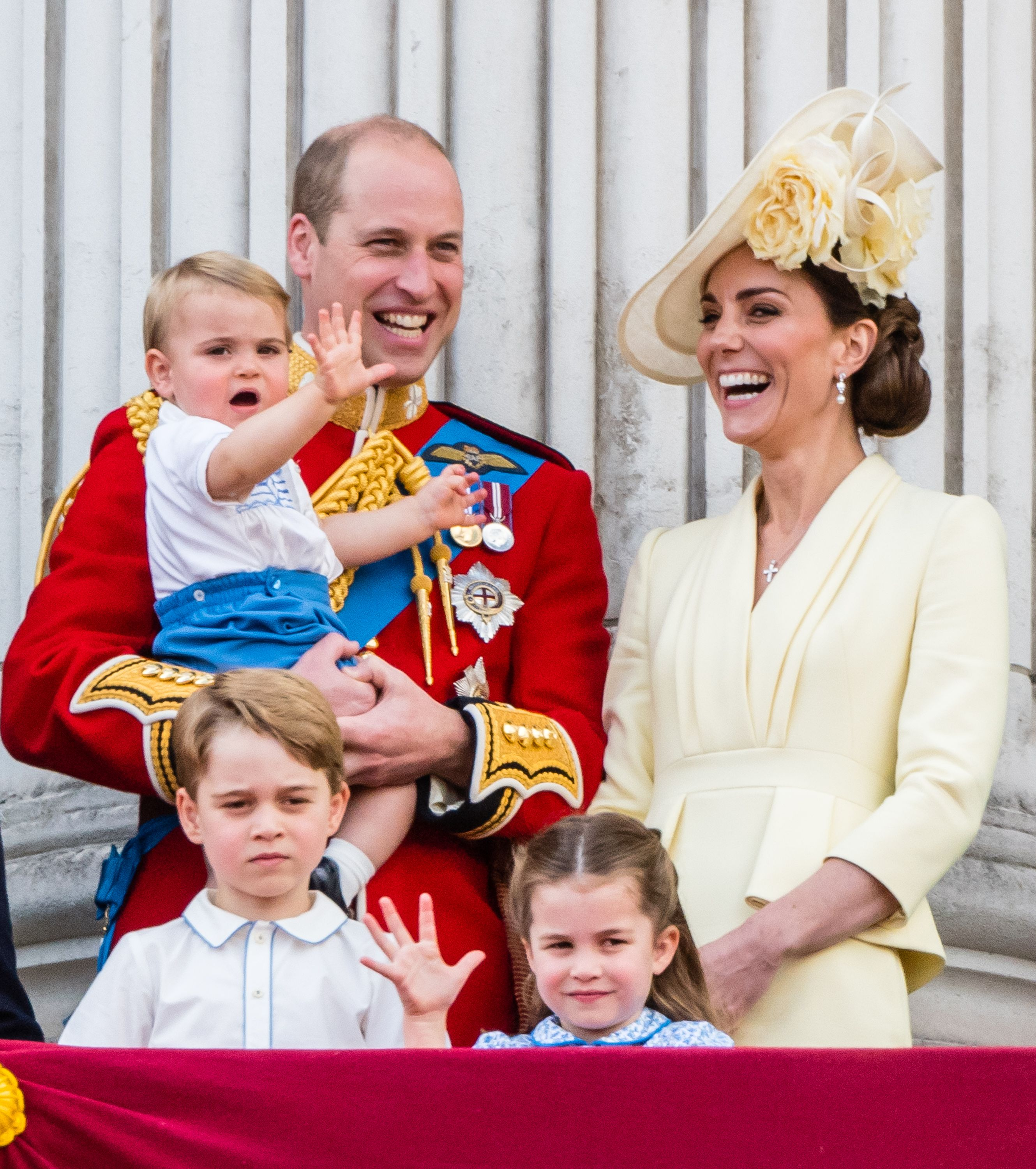 Kate Middleton Finally Gives Insight Into Prince Louis' Cheeky Personality Behind Palace Doors