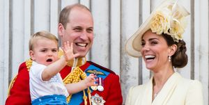 Trooping The Colour 2019 - royal family