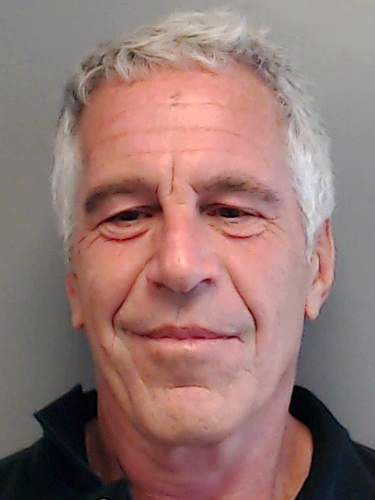 Jeffrey Epstein Sexual Offender Flyer