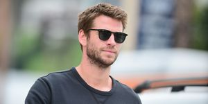Liam HemsworthCelebrity Sightings In Los Angeles - July 08, 2019