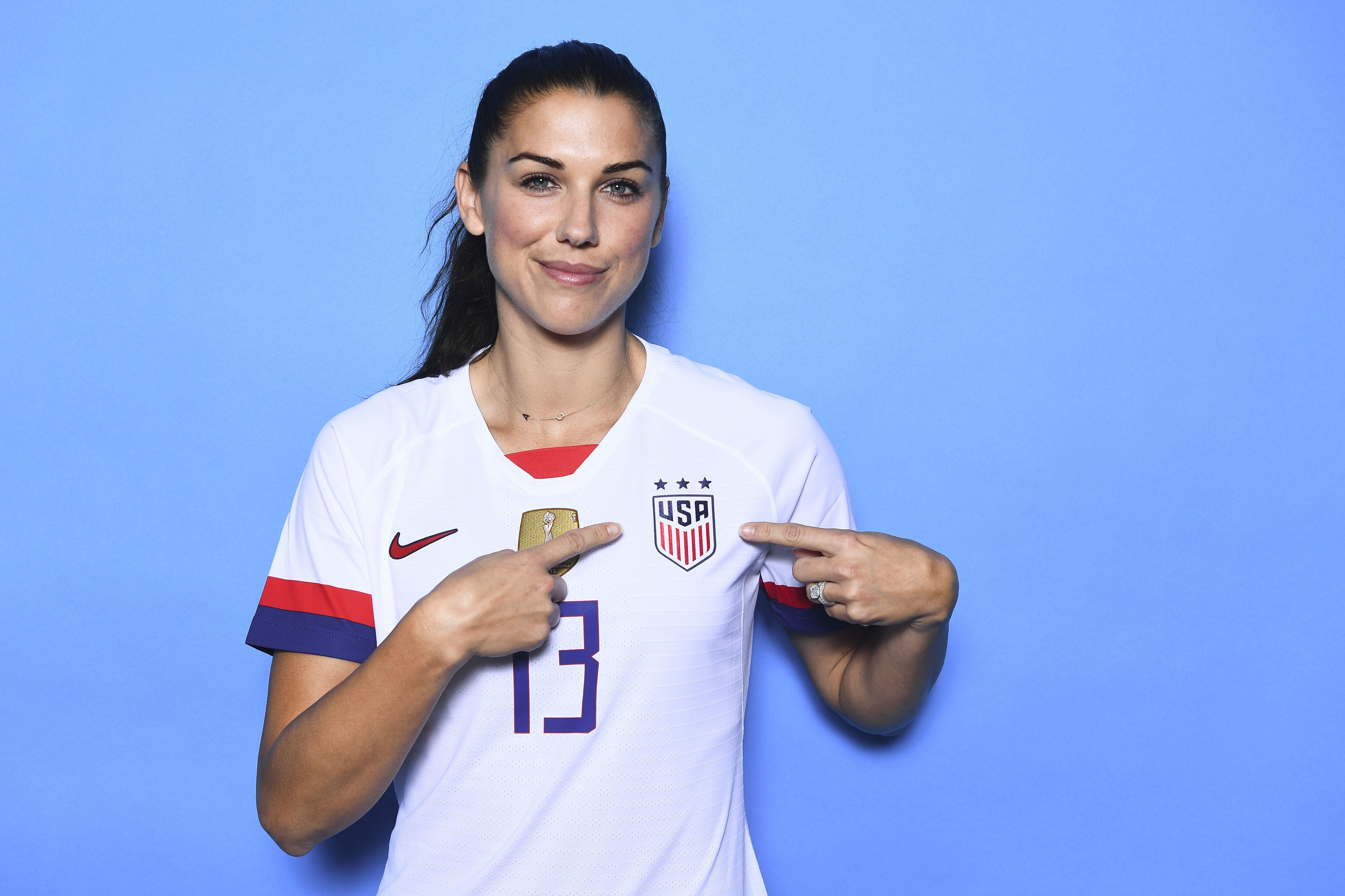 Alex Morgan, la stella più luminosa del calcio femminile