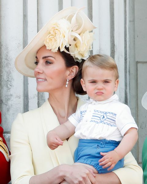 Trooping The Colour 2019 -Prince Louis