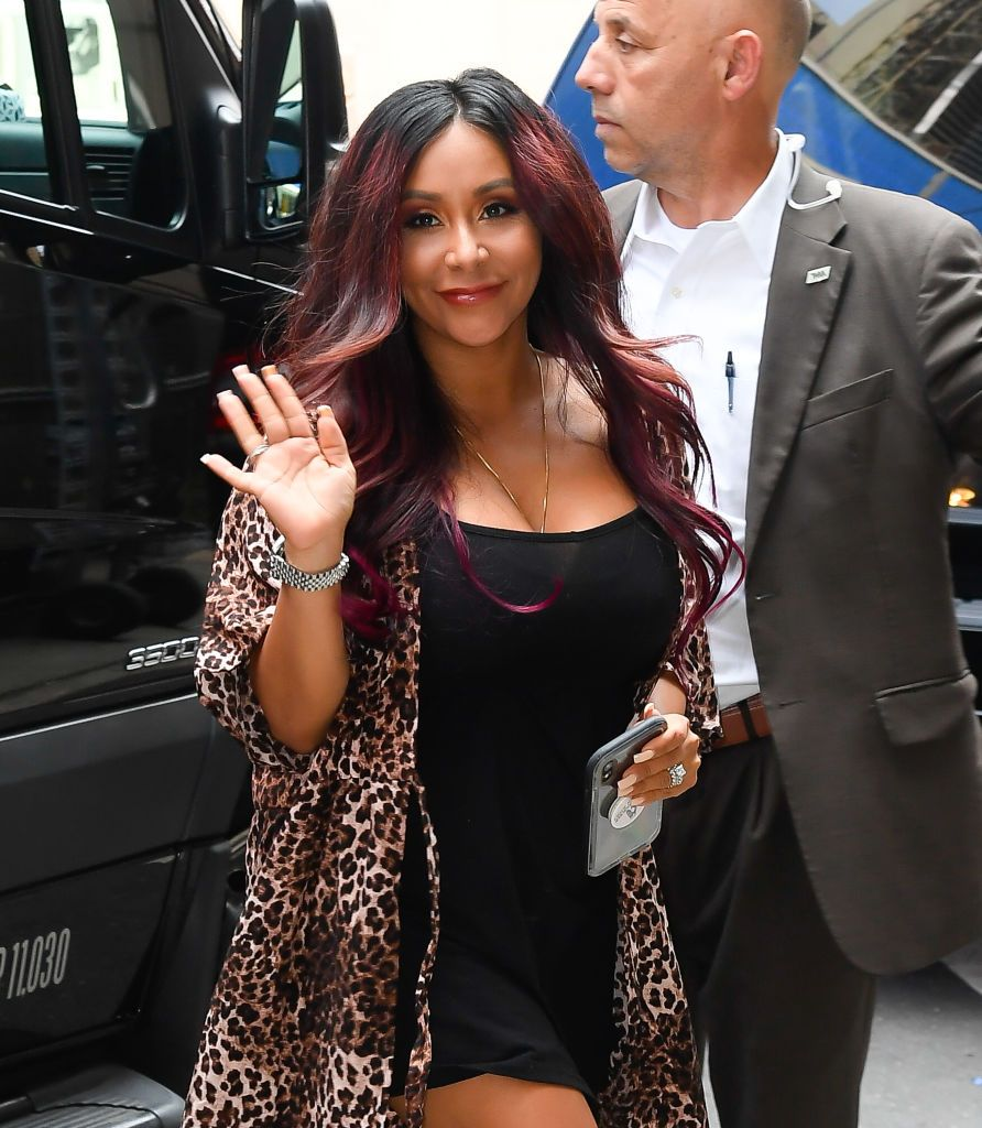 Snooki Just Got Super Real About Her Sex Life After Having 3 Kids