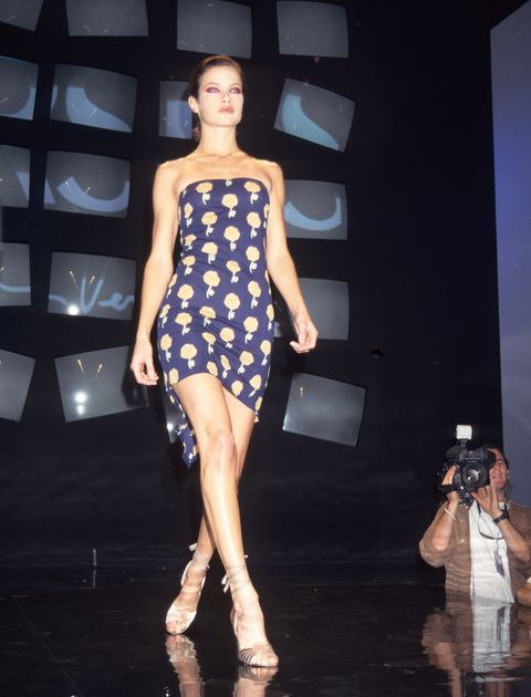 Sixth On Seventh Spring Collections: Versus By Versace