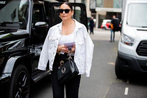 Street fashion, White, Fashion, Automotive design, Vehicle, Eyewear, Car, Sunglasses, Snapshot, Luxury vehicle,