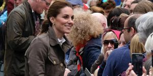 Kate Middleton walking boots