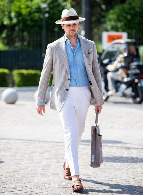 I look più eleganti dei gentlemen di Pitti Uomo 96