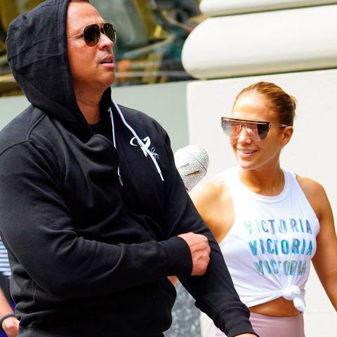 Celebrity Sightings In New York City - July 12, 2019