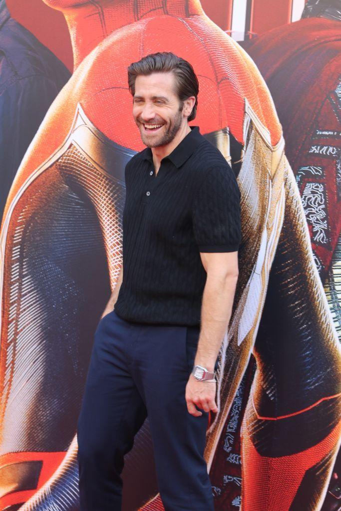 Jake Gyllenhaal, Mysterio ('Spider-Man: Lejos de casa) En Show Ellen DeGeneres
