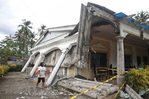 TOPSHOT-PHILIPPINES-DISASTER-QUAKE
