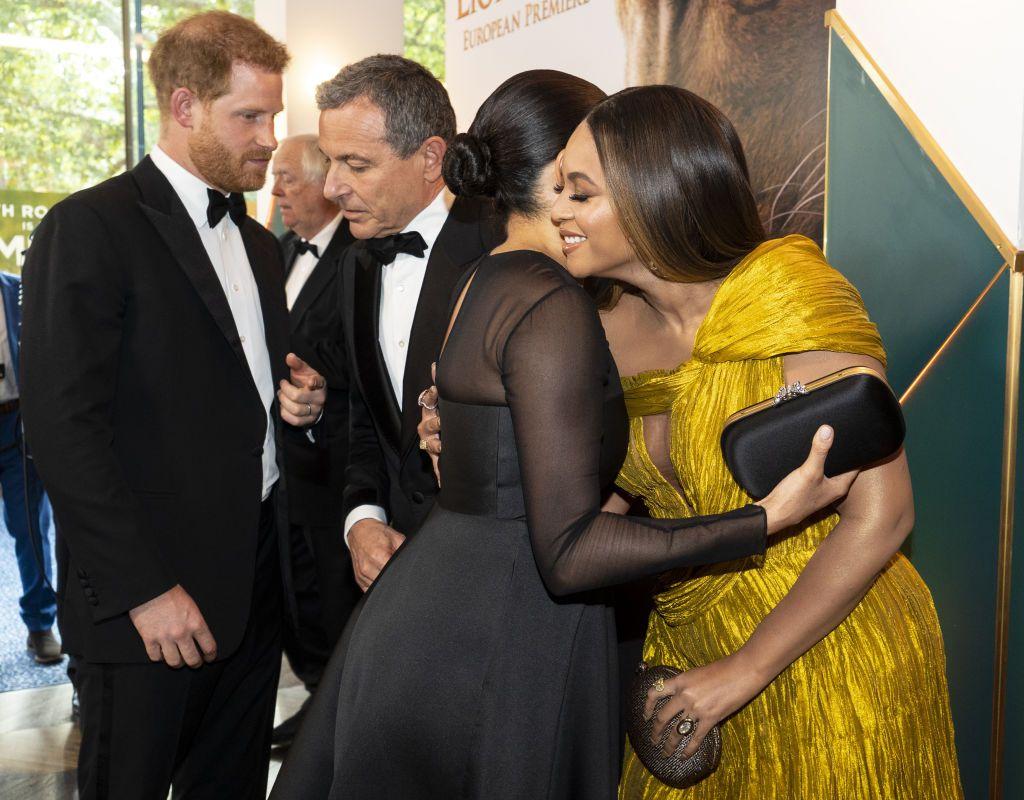 Meghan Markle Put Beyoncé on Her Royal Wedding Playlist, Says DJ Idris Elba