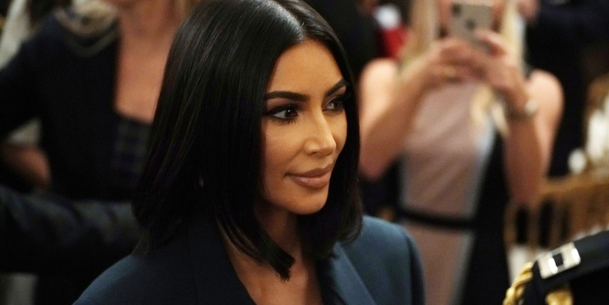 Kim Kardashian West Will Host a New Spotify Podcast on Criminal Justice Reform
