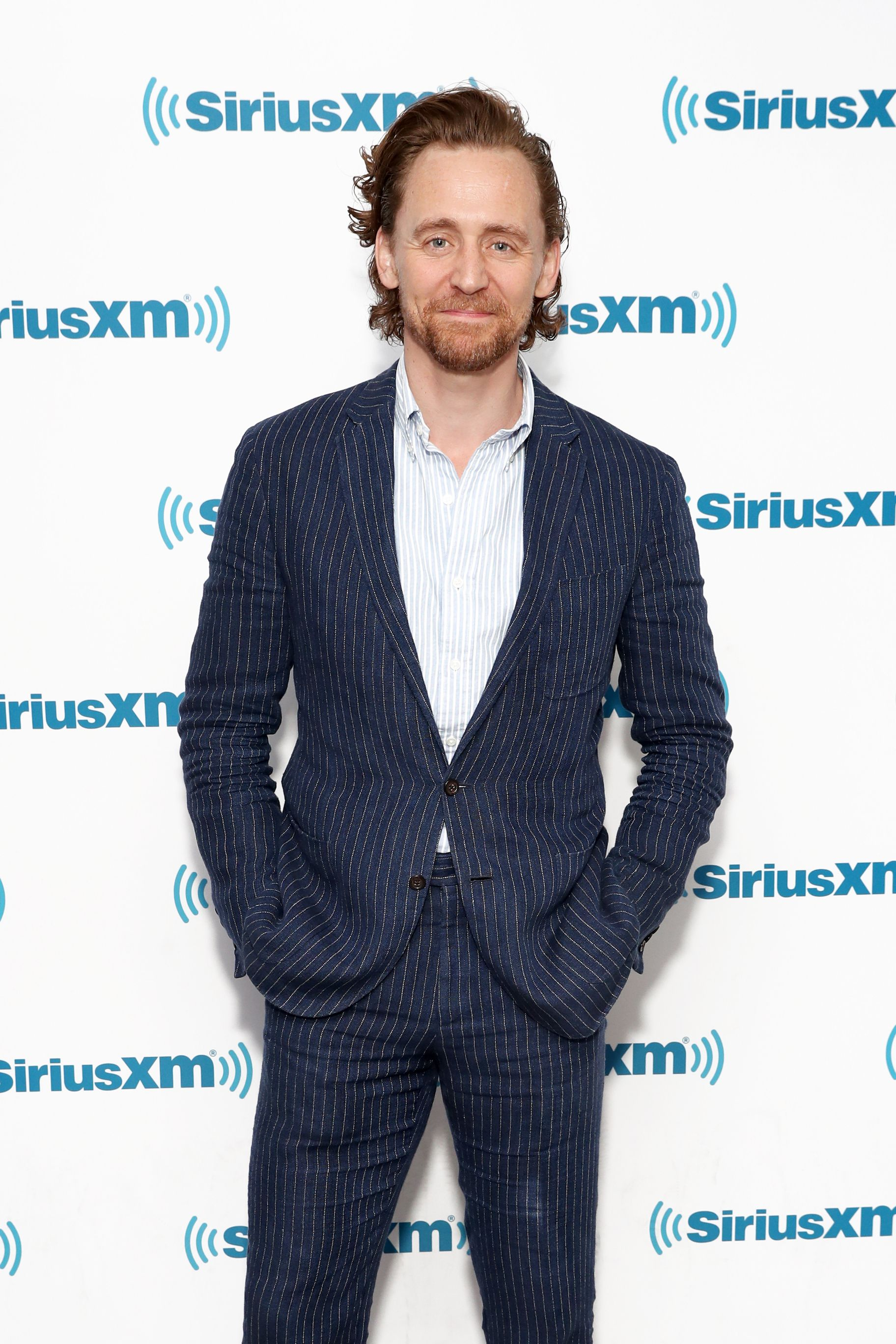Tom Hiddleston Just Broke A Tired Style Rule (And Pulled It Off Perfectly)