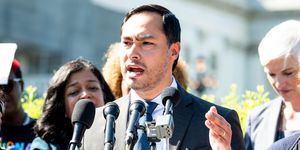 U.S. Representative Joaquin Castro (D-TX) speaking about the