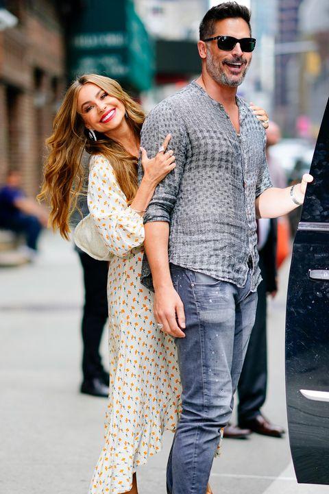 Celebrity Sightings In New York City - July 17, 2019