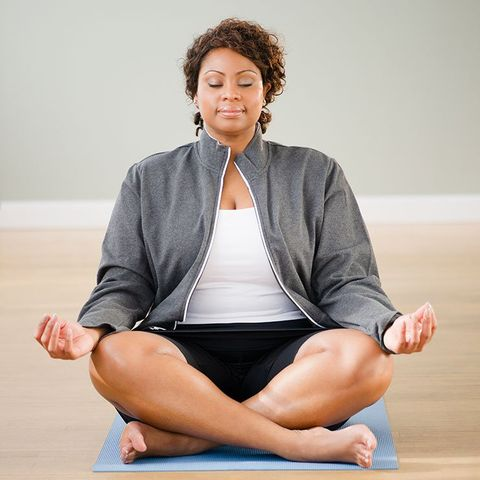 How To Get Into Yoga At Any Size