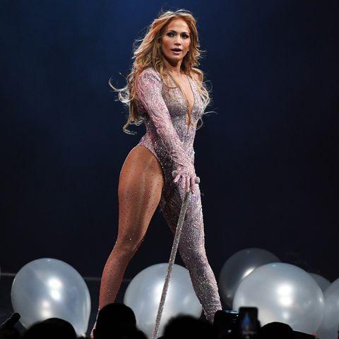 Jennifer Lopez In Concert - Las Vegas, NV