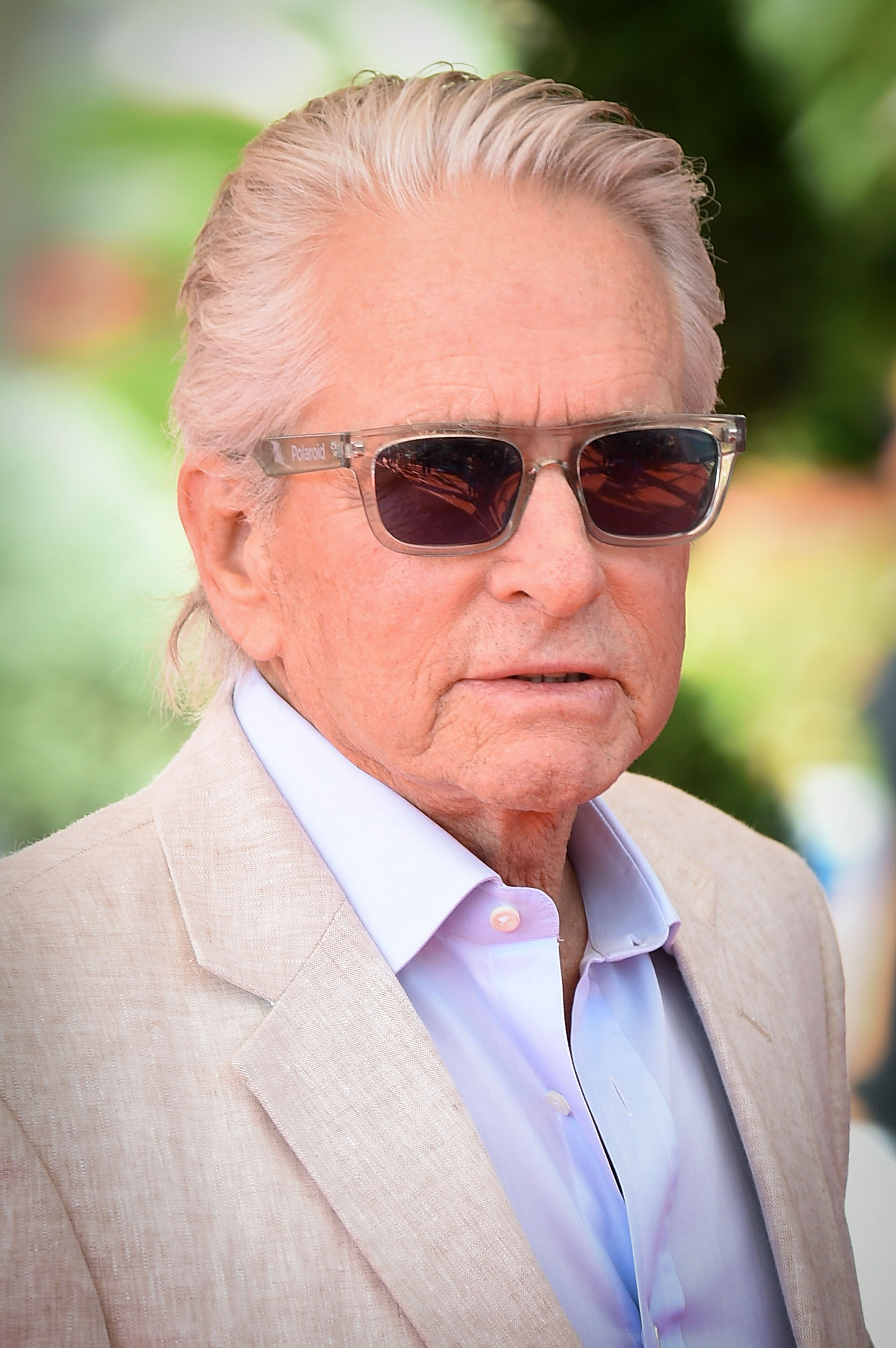At 74, Michael Douglas' Sunglasses Are Still Better Than Yours