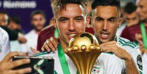 Algeria v Senegal -  Final of 2019 African Cup of Nations
