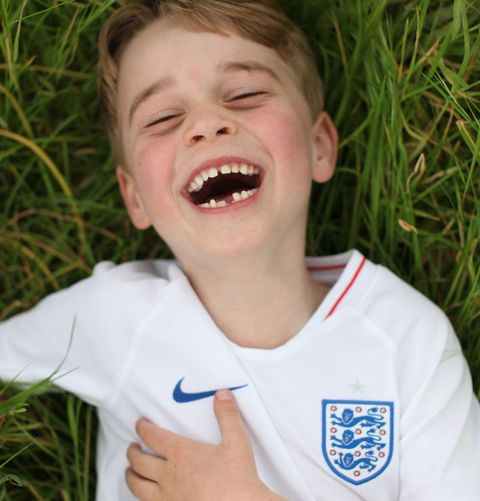 Prince George's Soccer Jersey Is Causing Controversy
