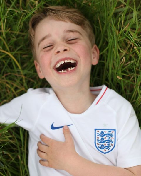prince george birthday photo england lionesses jersey controversy