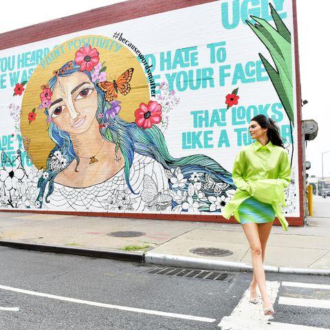 Mural, Advertising, Art, Billboard, Street art, Display advertising, Street, Illustration, Road,