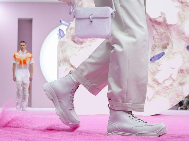 Pink, Fashion, Fashion design, Haute couture,
