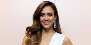 Jessica Alba Meet & Greet Honest Beauty Presentation At Douglas In Rome