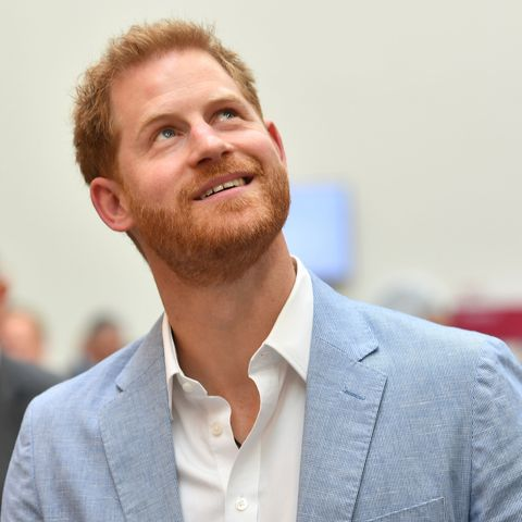 The Duke Of Sussex Visits Sheffield