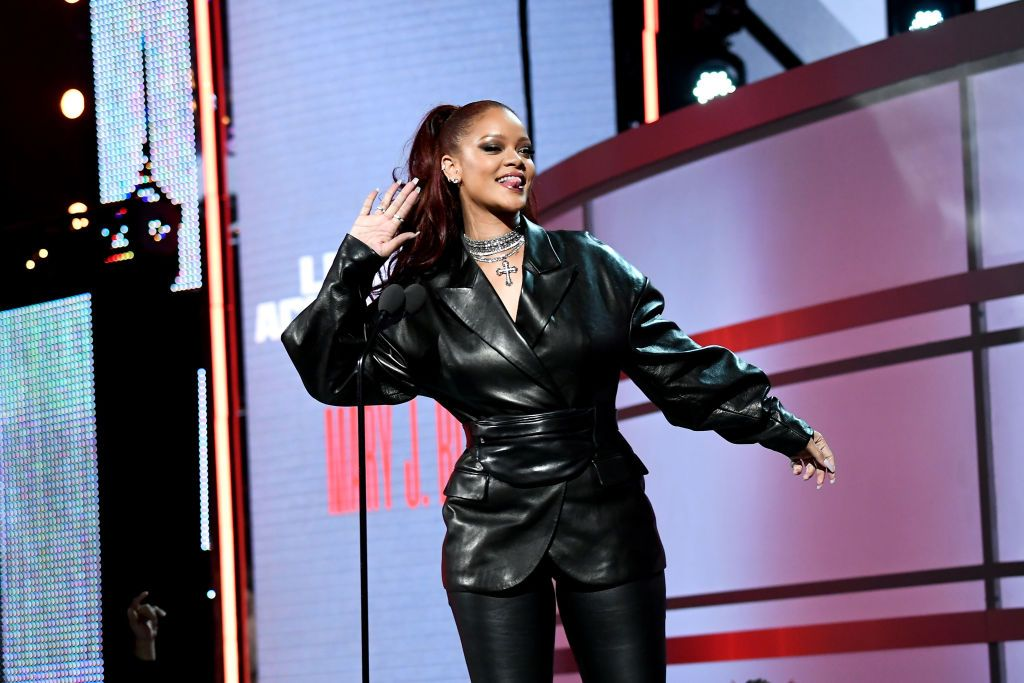 Rihanna Just Teased Her Fans About the Rumors She's in Talks to Play Poison Ivy in the Next Batman Movie