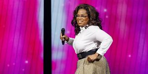 Oprah Speaks At Rogers Arena