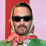 new york, new york   june 25 marc jacobs attends love ball iii at gotham hall on june 25, 2019 in new york city photo by jamie mccarthygetty images