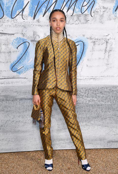 best dressed chanel serpentine