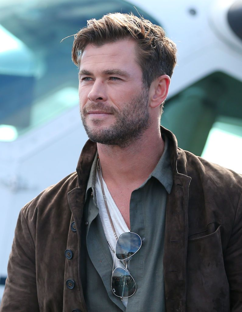 Chris Hemsworth Hates Running. Here's What He Does To Burn Fat Instead