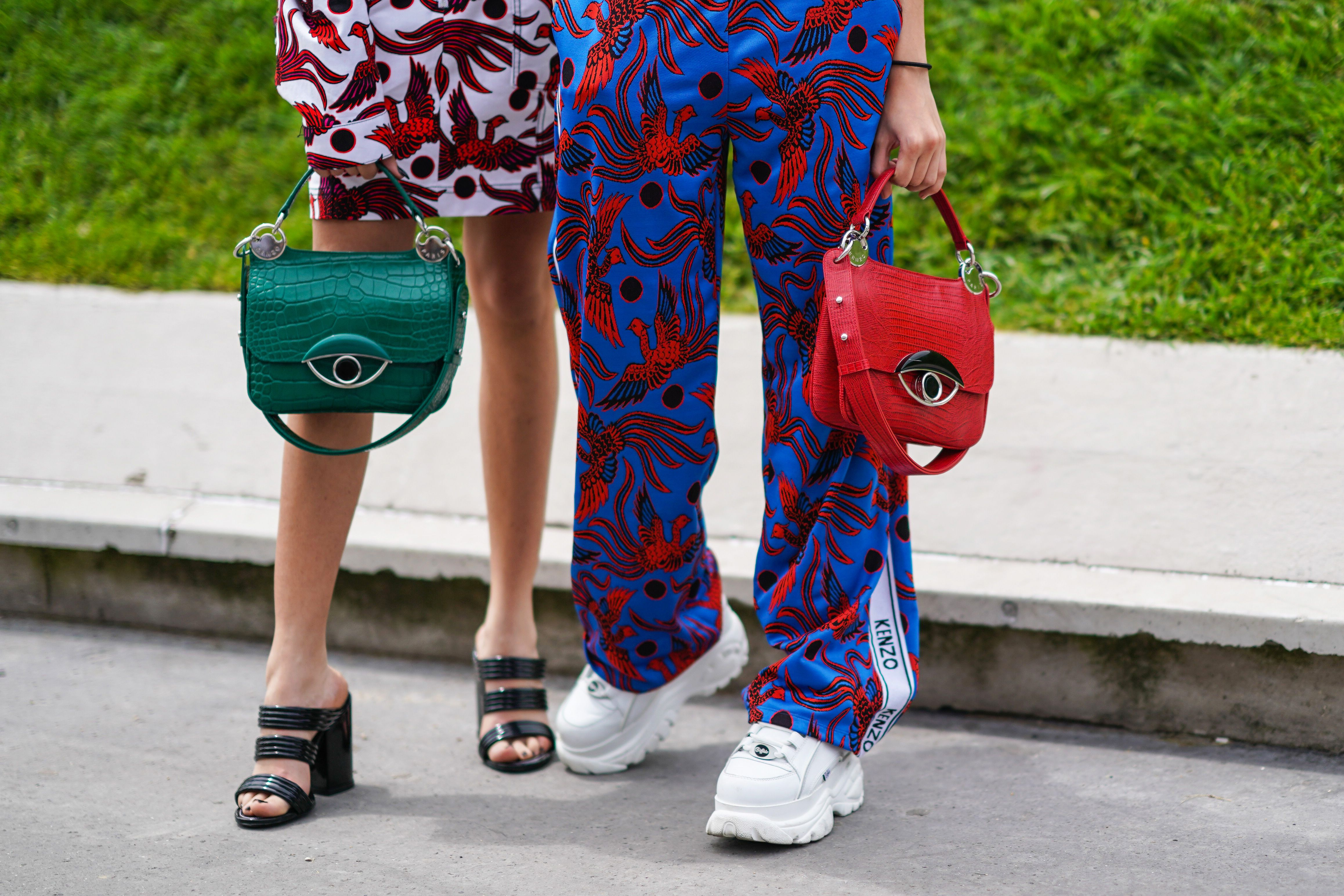 16 ELLE Editors On The Biggest Shoe Trends of Summer