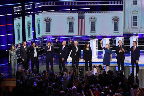 8 Takeaways From Night Two of the Democratic Presidential Debates