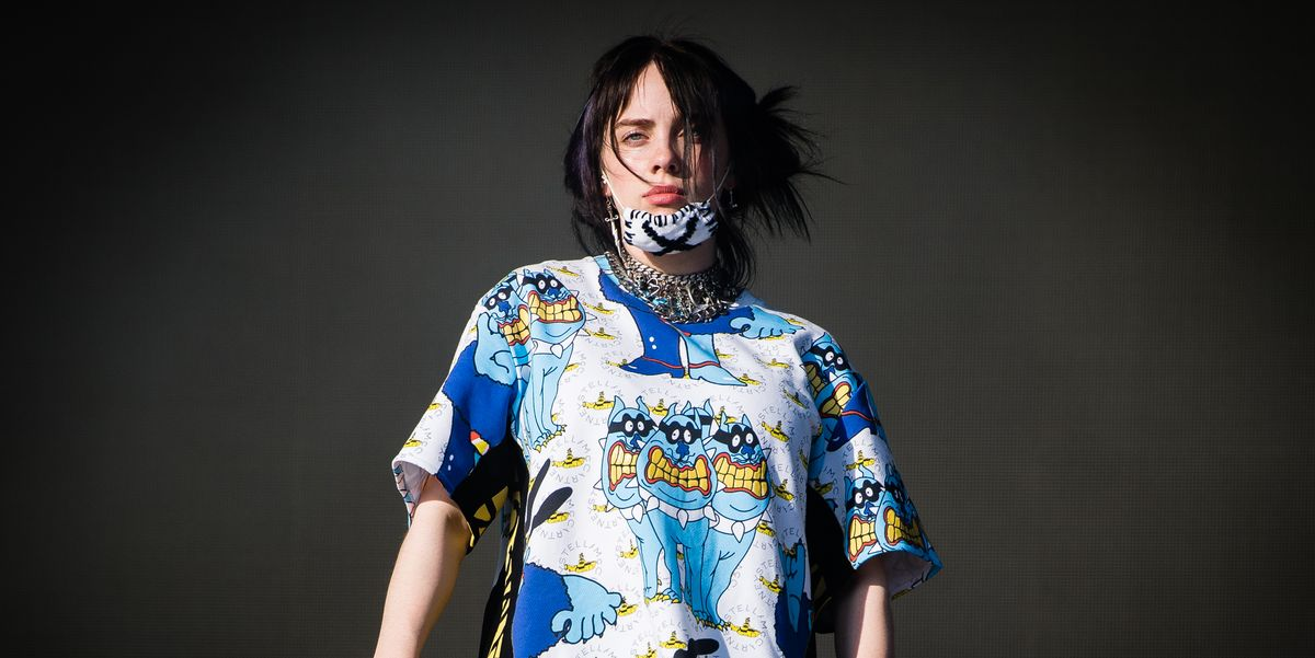 Why Billie Eilish Taking Off Her Shirt Is A Powerful Statement On Women In Music Today