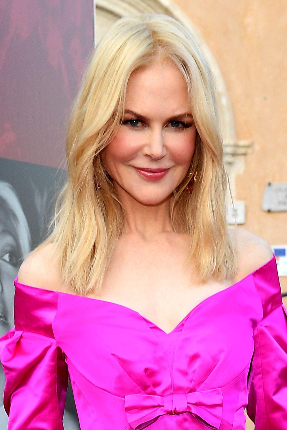 Nicole Kidman Just Got Her First Ever Dog