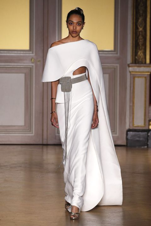Antonio Grimaldi : Runway - Paris Fashion Week - Haute Couture Fall/Winter 2019/2020