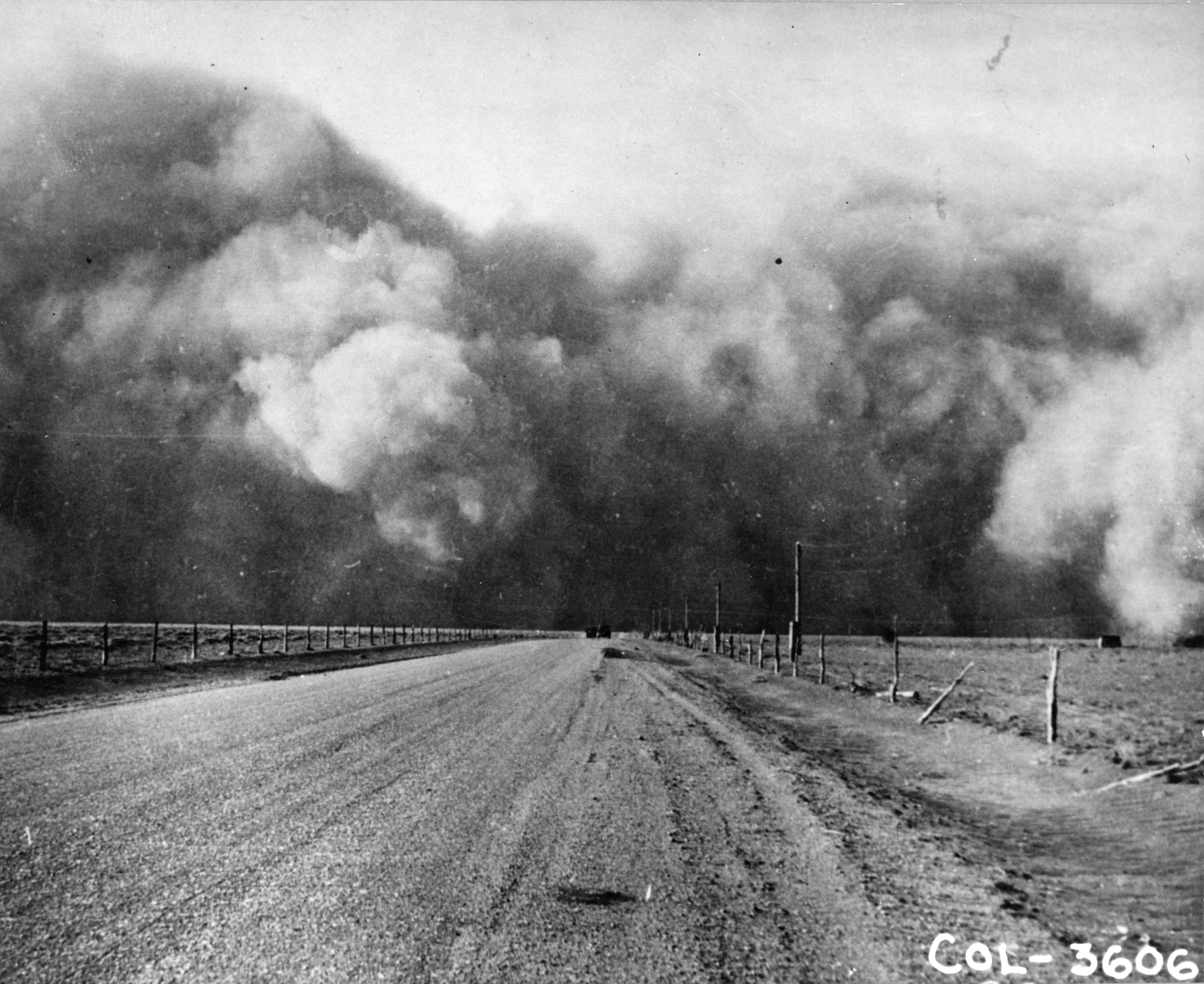Science Tells Us a Dust Bowl 2.0 Is Yet Another New Reality of Climate Change Neglect