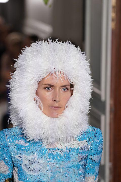 Valentino couture accessories