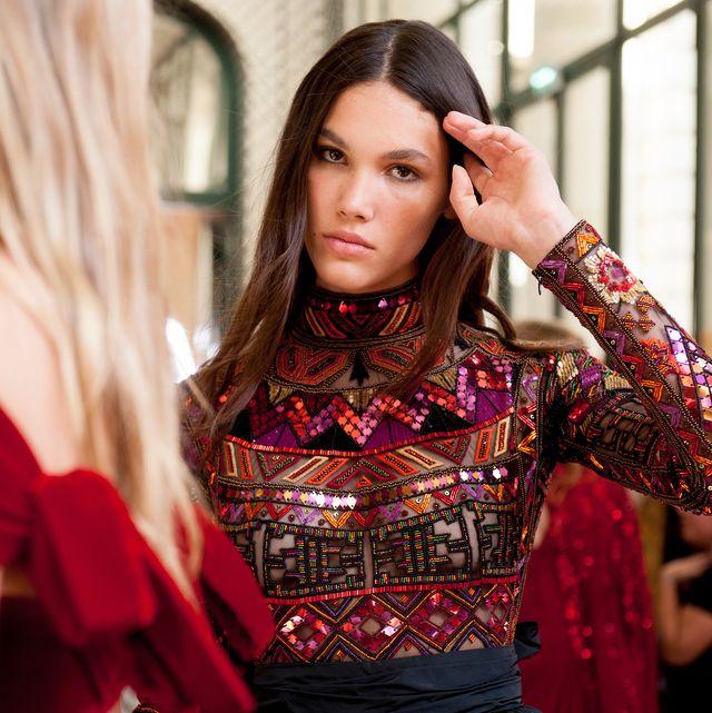 Zuhair Murad : Backstage - Paris Fashion Week - Haute Couture Fall/Winter 2019/2020