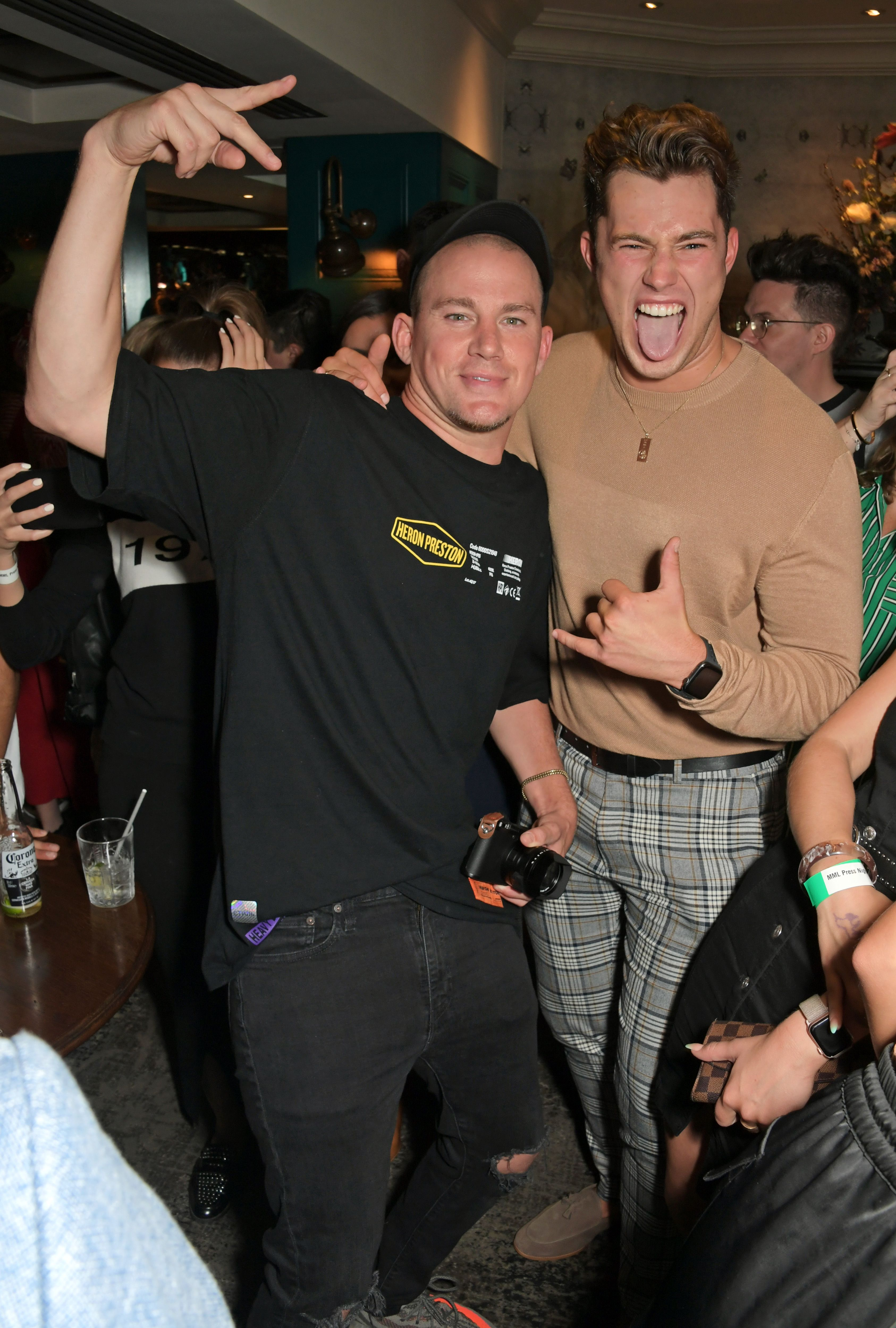 Channing Tatum Has Reportedly Moved To London Permanently, To Live With Jessie J